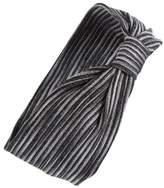 Tasha Stripe Knot Head Wrap