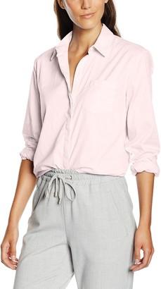 Mavi Jeans Women's Regular Fit Shirt - White - 10