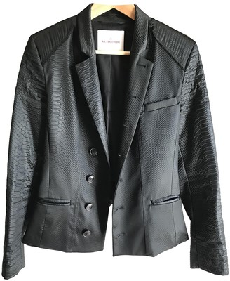 A.F.Vandevorst Black Jacket for Women