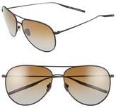 Salt 'Francisco' 59mm Gradient Sunglasses