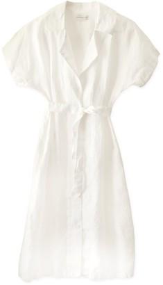 Brunna.Co Arya Safari Midi Shirt Dress