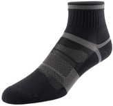 Asics Men's Quick Lyte Cushion Quarter 3 Pack Socks 8157415