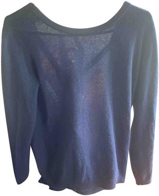 Bel Air Blue Cashmere Knitwear