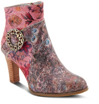 Spring Step L`Artiste by Tulipel Women's Ankle Boots