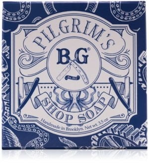 Brooklyn Grooming Pilgrim's Shop Soap, 3.5-oz.
