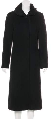 Cinzia Rocca Long Cashmere Coat
