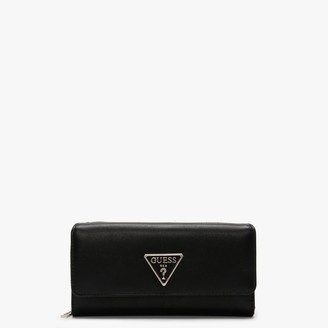 GUESS Large Tangey Black Wallet