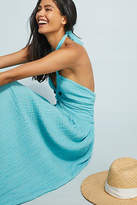 Mara Hoffman Cover-Up Halter Dress