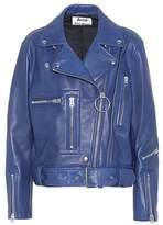 Acne Studios Lotta leather jacket