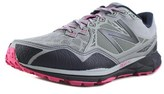 New Balance Wt910 Women D Round Toe Synthetic Gray Trail Running.