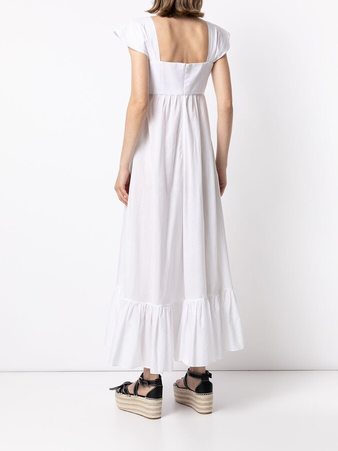 Thumbnail for your product : Bambah Ruched-Detail Cotton Dress