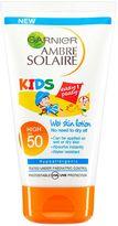 Garnier Ambre Solaire Kids Wet Skin Lotion SPF50 150ml