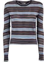 Fendi Striped Sweater