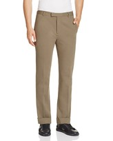 ATM Anthony Thomas Melillo ATM Cotton Cuffed Slim Fit Pants