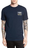 Vans Men's Side Stripe Ii T-Shirt