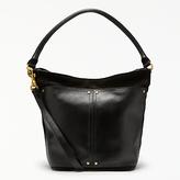 John Lewis Aurora Leather Small Shoulder Bag