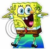 Spongebob Squarepants (Surprise Style) - Lifesize Cardboard Cutout (Standee / Standup)