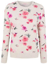 George Floral Print Pyjama Sweatshirt