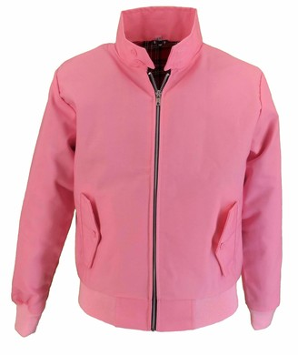 mazeys Ladies Classic Harrington Jackets (16