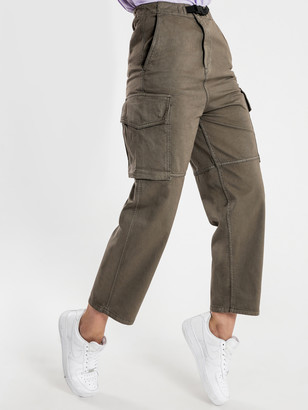 Carhartt Wip Luton Relaxed Pants in Khaki