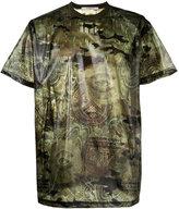 Givenchy camouflage print T-shirt - men - Cotton/Polyamide/Polyester/Spandex/Elastane - XS