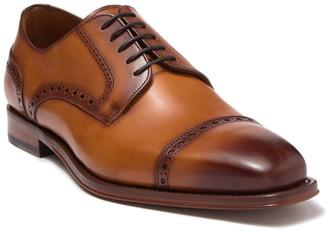 Antonio Maurizi Cap Toe Leather Derby
