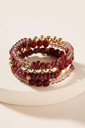 Anthropologie Antonia Wrap Bracelet