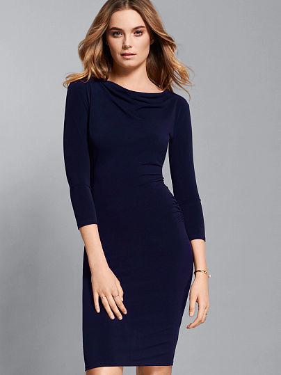 Victoria's Secret Ruched Dress