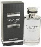 Boucheron Quatre by Eau De Toilette Spray for Men - 100% Authentic