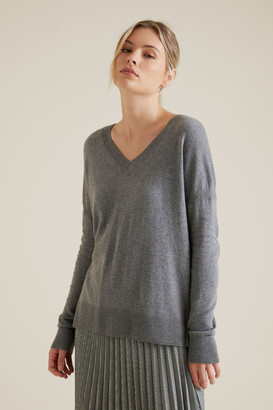 Seed Heritage V Neck Sweater