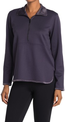 New Balance Determination Luxe Layer 1/4 Zip Pullover