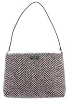 Kate Spade Herringbone Tweed Shoulder Bag