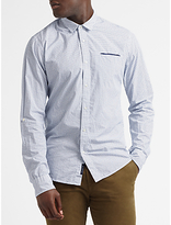 Scotch & Soda Fixed Pocket Rollsleeve Shirt