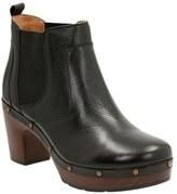 Clarks 'Ledella Star' Platform Chelsea Boot (Women)