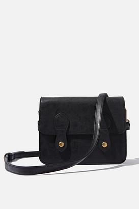 Buffalo David Bitton Mini Satchel Bag