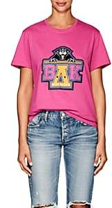 Balmain for Beyoncé Women's Unisex Cotton Jersey T-Shirt - Fushia