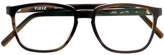 Reiz Square Frame Optical Glasses
