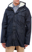 Bellfield Cardin 2-In-1 Washed Parka