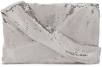 Kara chainmail crossbody bag