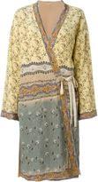 Etro floral print kimono coat - women - Silk/Acetate/Viscose - 42