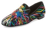 Giuseppe Zanotti Venetian Multicolored Loafer