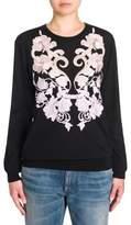 Dolce & Gabbana Lace Cashmere Sweater