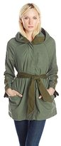 Lucky Brand Women's Military Trench