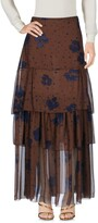 See by Chloe Long skirts - Item 35340669