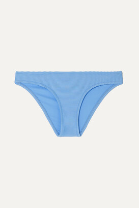 Heidi Klein Ribbed Bikini Briefs