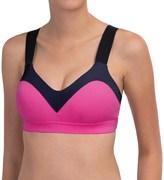 Moving Comfort Hot Shot Sports Bra - Medium Impact (For Women)