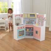 Kid Kraft Deluxe Corner Play Kitchen