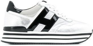 Hogan Side Logo Sneakers