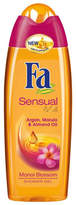 Fa Sensual Oil Monoi Blossom Shower Gel by 250ml Oil)