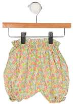 Makie Girls' Floral Print Shorts